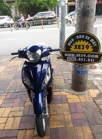 Honda Vision 110cc 2015 Fi xe đẹp bstp bán 21tr8