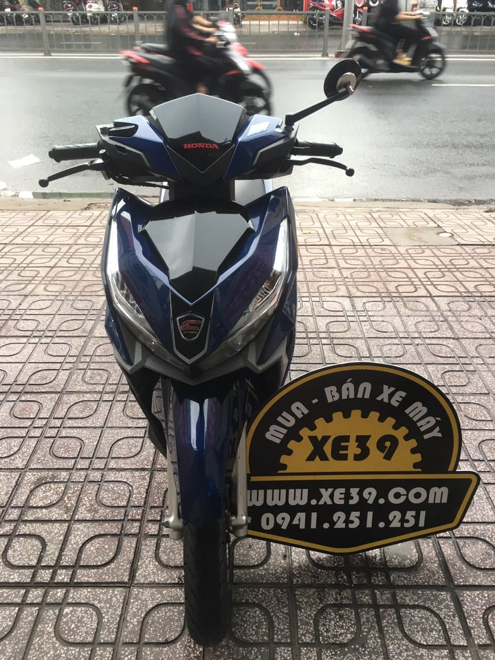 Honda Click thái Fi 125cc 2016 bstp bán 45tr5