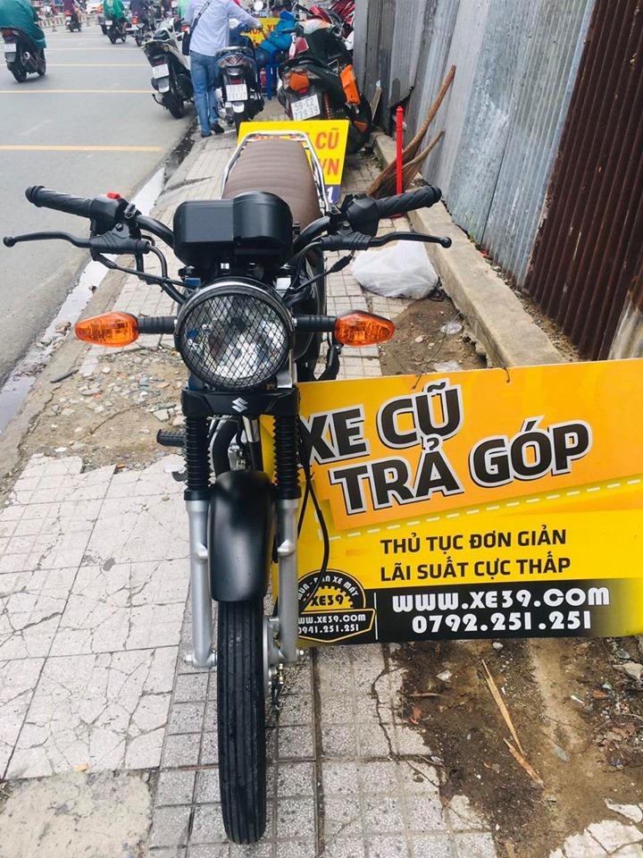 Suzuki GD 110cc  2019 odo 100km mới 99% bstp 9 chủ giá bán 23tr8
