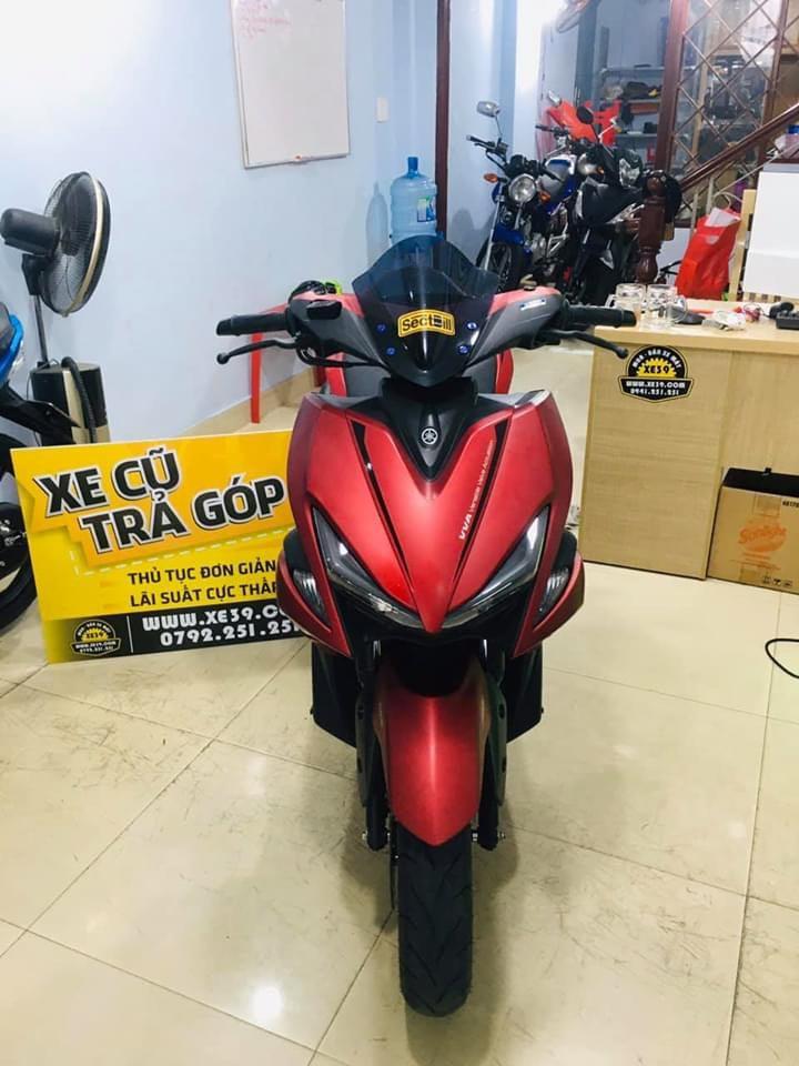 Bán Yamaha NVX 155cc 2019 đỏ cherry bstp 9 chủ bán 38tr4