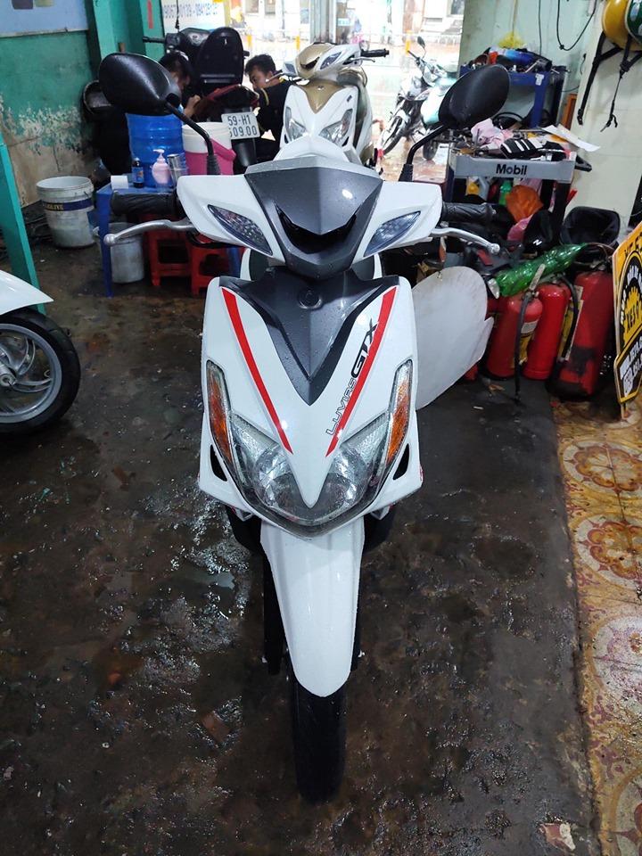 Yamaha Luvias 125cc GTX có sẵn hồ sơ gốc bán 11tr5
