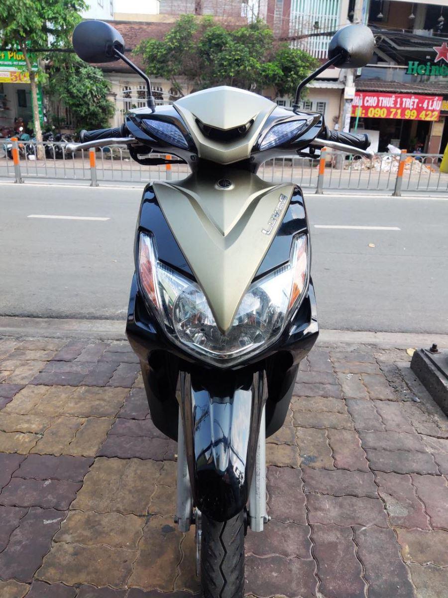 Yamaha Luvias 125cc 2012 bstp 207.68 bán 13tr2