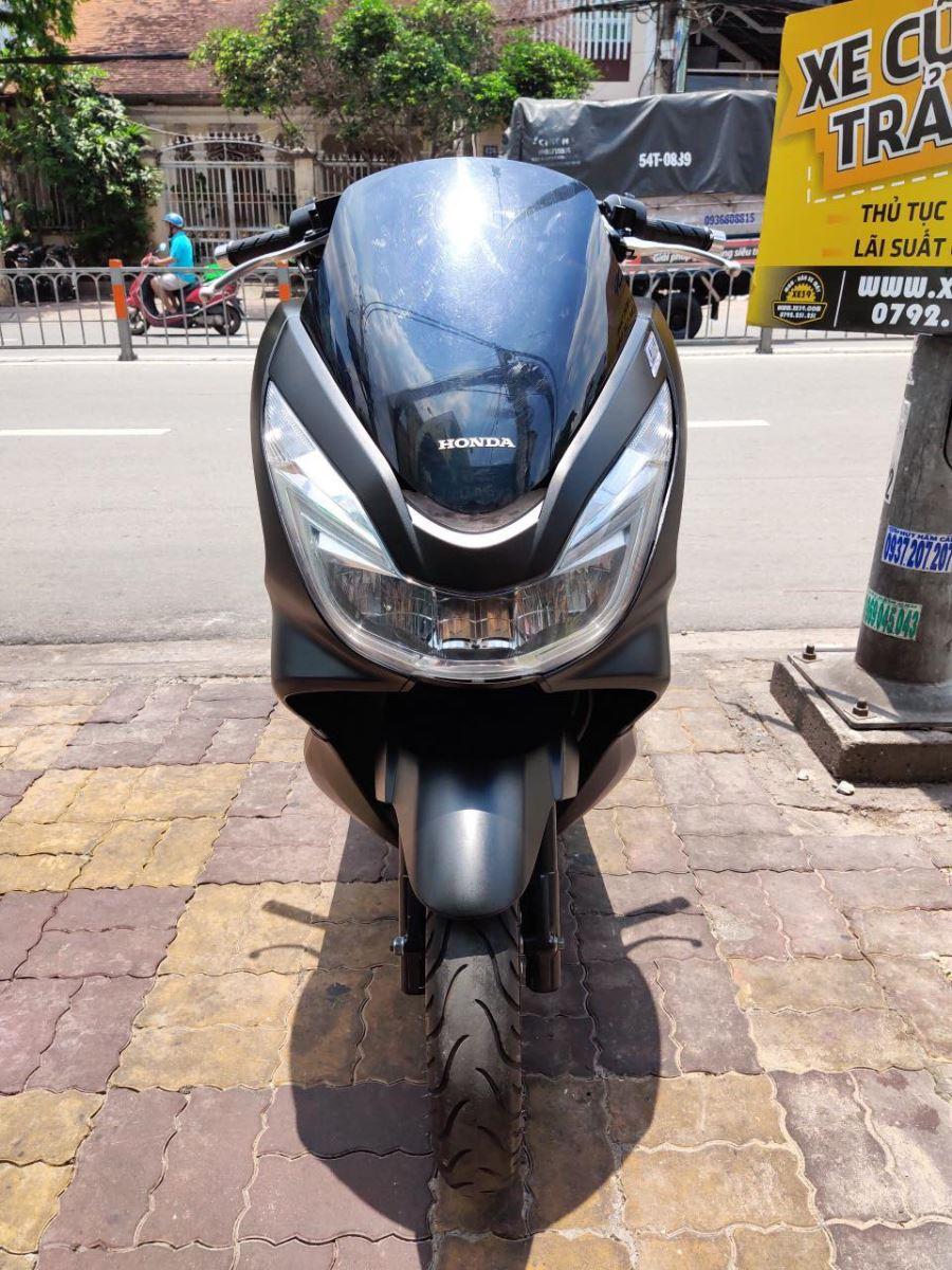 Honda PCX 125cc 2016 Fi đèn led , xe chuẩn đẹp , bstp 595.53  bán 37tr5