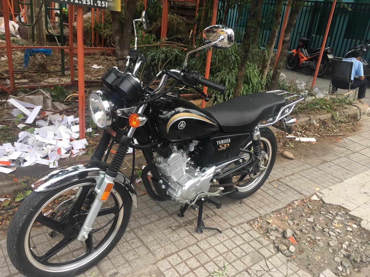 Bán Yamaha Yb 125cc 2019 bs tỉnh 49 bao rút hồ sơ  gốc bán 39tr8