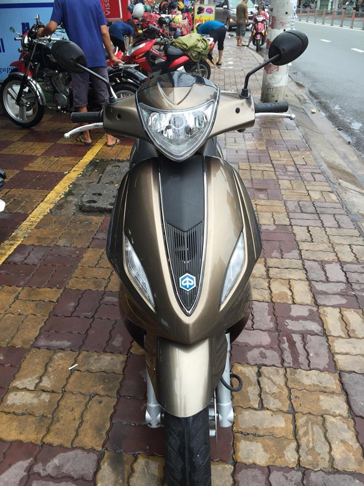 Piaggio Fly Fi 125cc 2012 xe ngay chủ , giá rẽ bstp 537.52