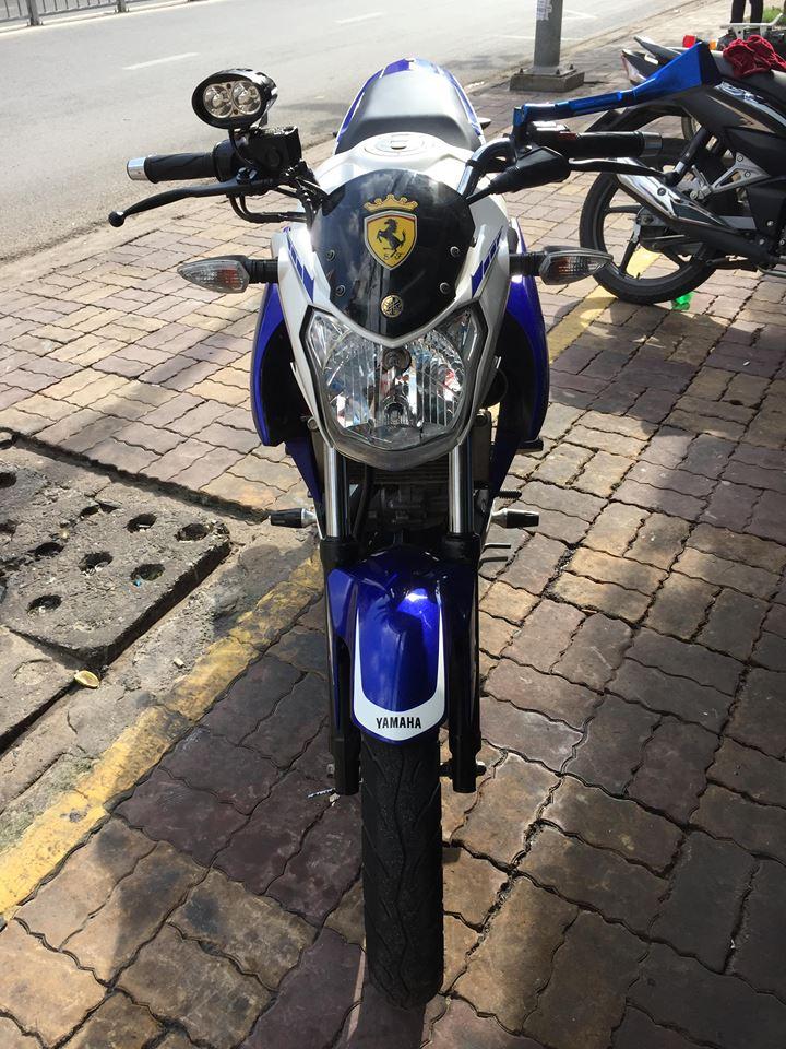 Yamaha Fz 150i xanh GP 2015 , Fz nhập khẩu bs 68 bao rút hs