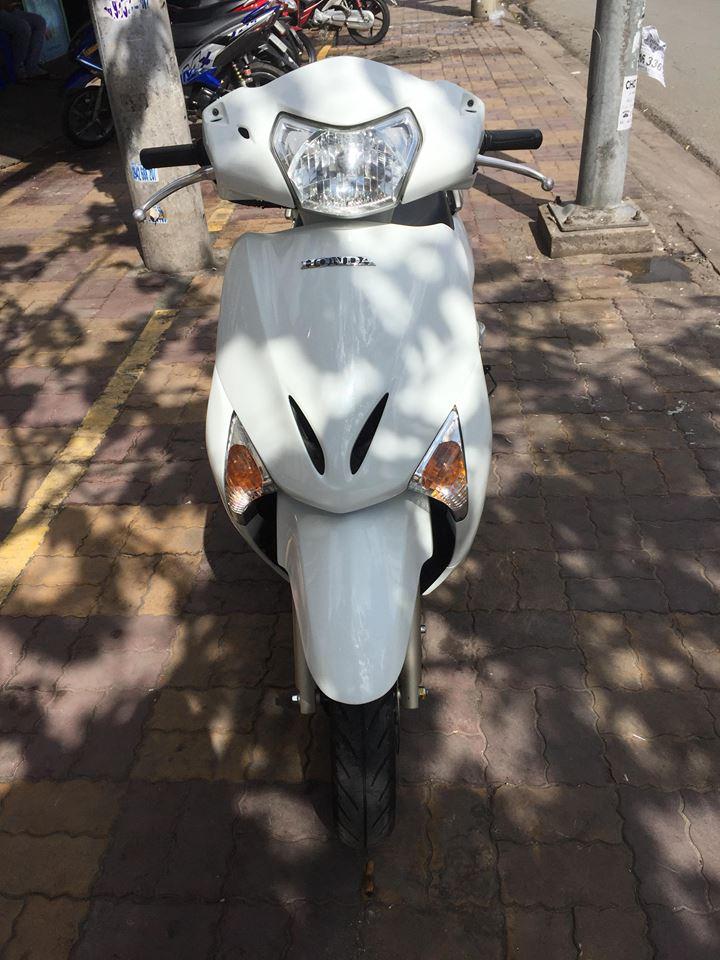 Honda Lead Fi 110cc 2009 màu trắng bstp 2955