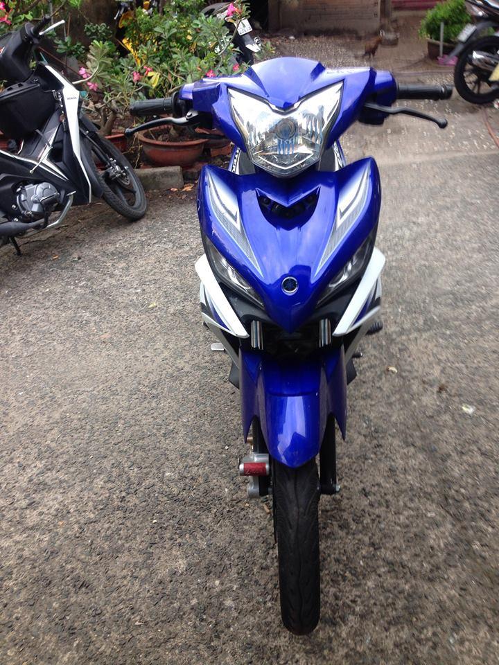 Yamaha Exciter 135cc 2k13 xanh Gp bstp 9 chủ 3177.9