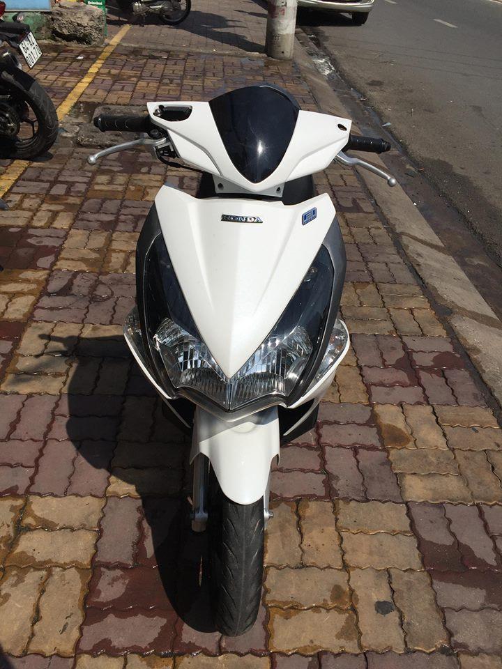 Honda Airblade Fi 110cc 2012 airblade đầu bò trắng bạc