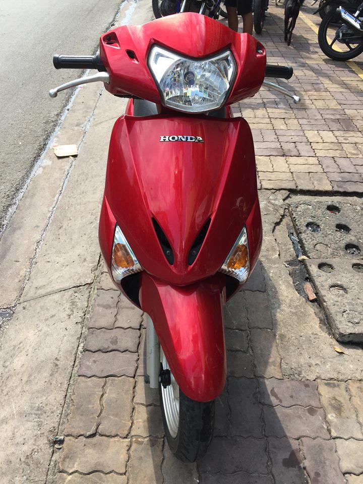 Honda Lead 110cc Fi 2009 màu đỏ bstp 9 chủ 7314