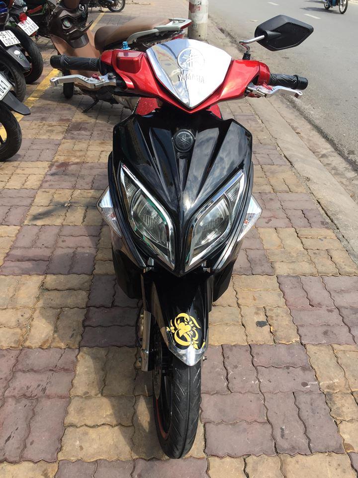 Yamaha Nouvo 4 135cc 2009 bstp 0913