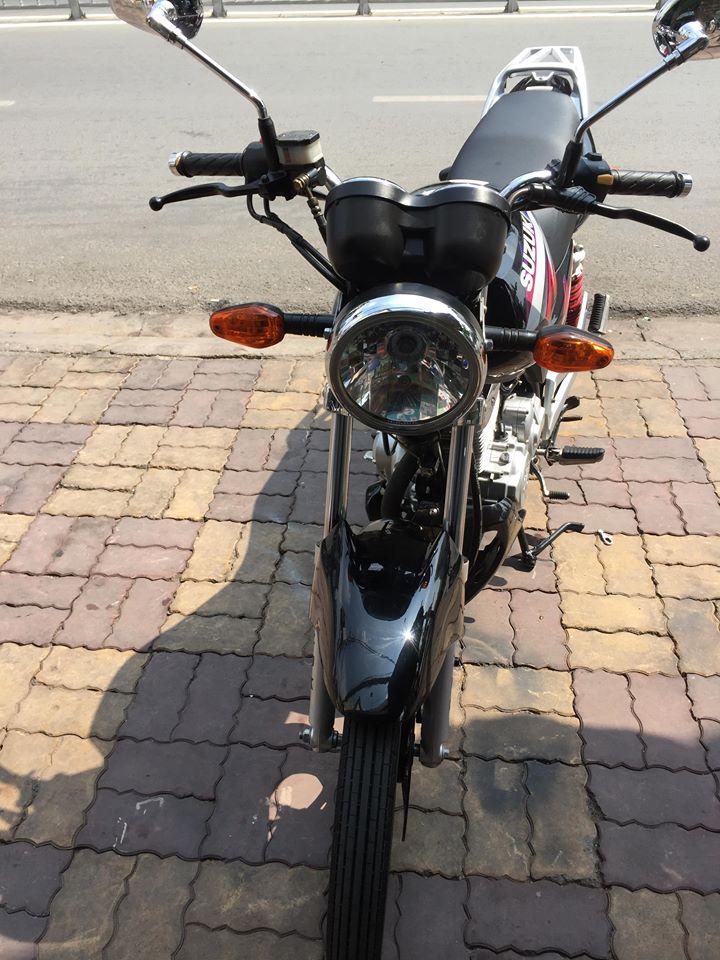 Suzuki En 150i 2k13 xe đẹp bs 47 - 272.73