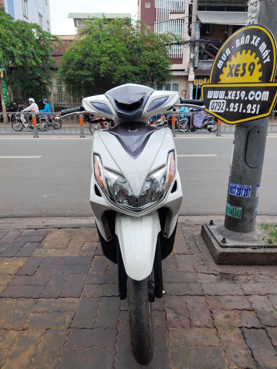 Yamaha Luvias 125cc GTX có sẵn hồ sơ gốc bán 10tr8
