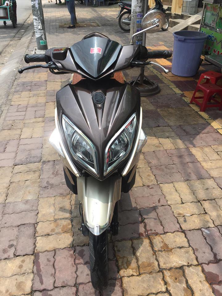 Yamaha Nouvo 4 135cc 2010 bstp 4637 socola