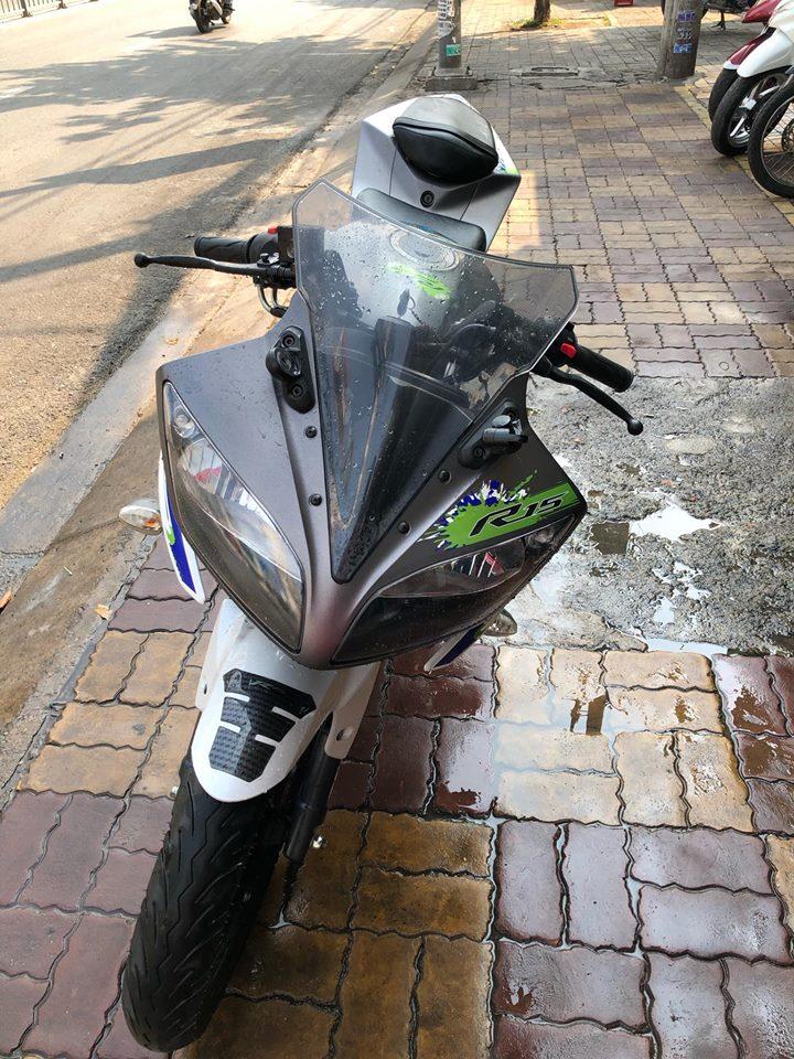 Mô tô Sport Yamaha YZF R15 Version 2 bs 49 giá bán 49tr