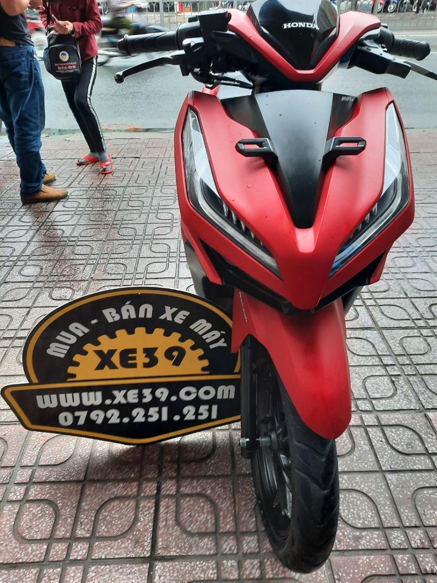 Honda Vario 150cc 2019 đỏ nhám bs 66 bao ủy quyền bán 42tr