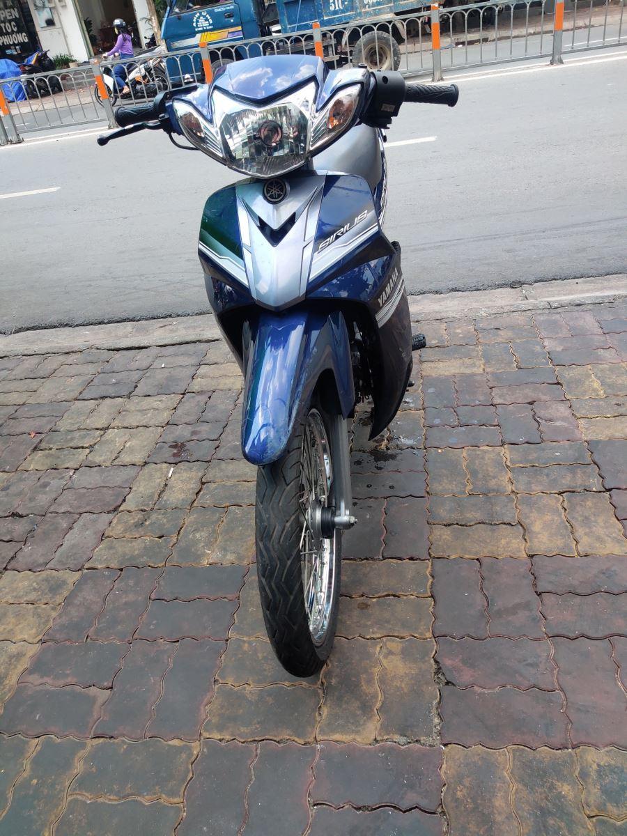 Yamaha Sirius 110cc 2017 bs tỉnh 81 bán bao công chứng ủy quyền bán 12tr3