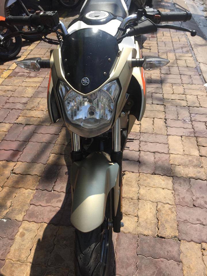 Yamaha FZ 150i mô tô 150cc  xe bs 68 - có sẵn hồ sơ gốc giá 34tr5