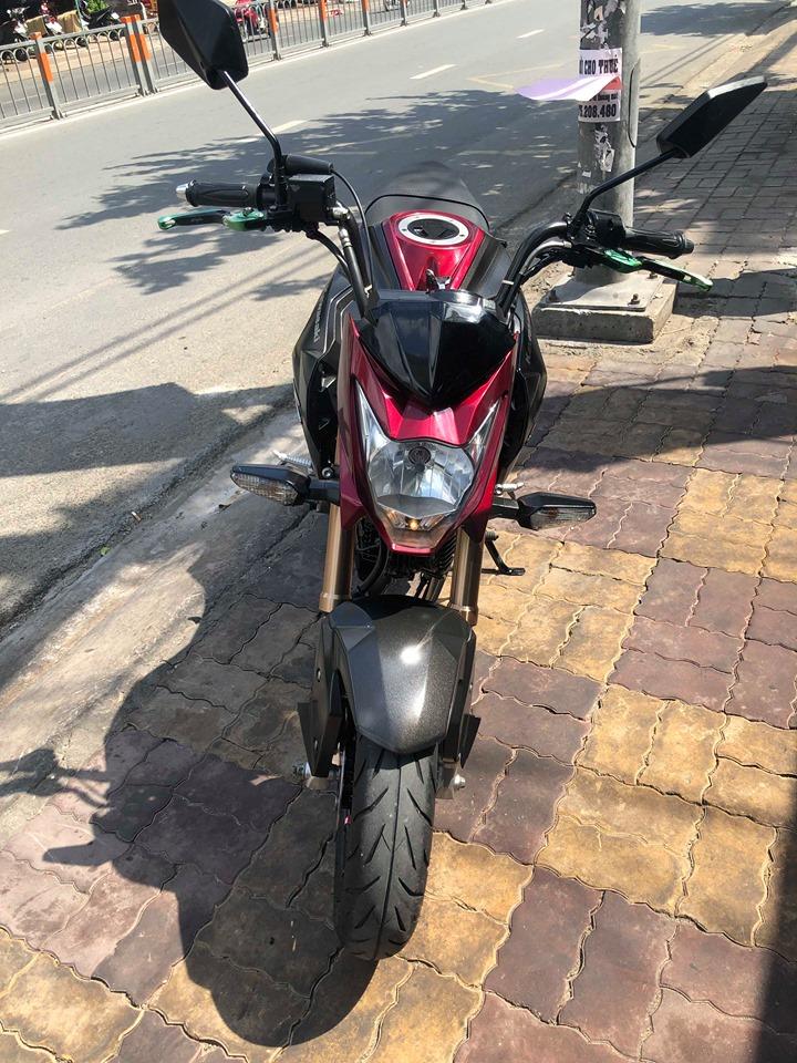 Kawasaki Z125  mô tô 125cc 2016 xe bstp 9 chủ 95174 giá 43tr8