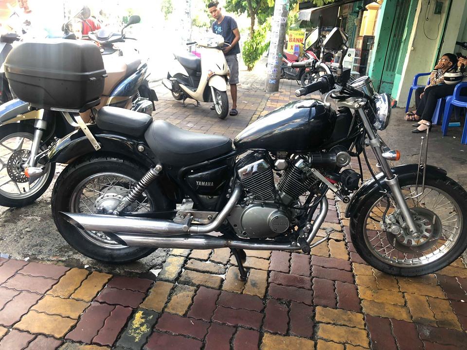 Yamaha Virago 125cc dòng cruise cổ điển zin 100% giá bán 24tr8
