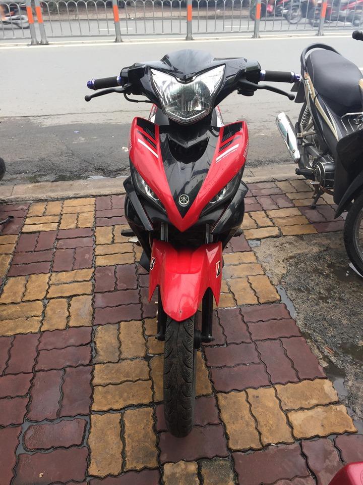 Yamaha Exciter 135cc 2012 xe đẹp zin bs 93 đỏ đen