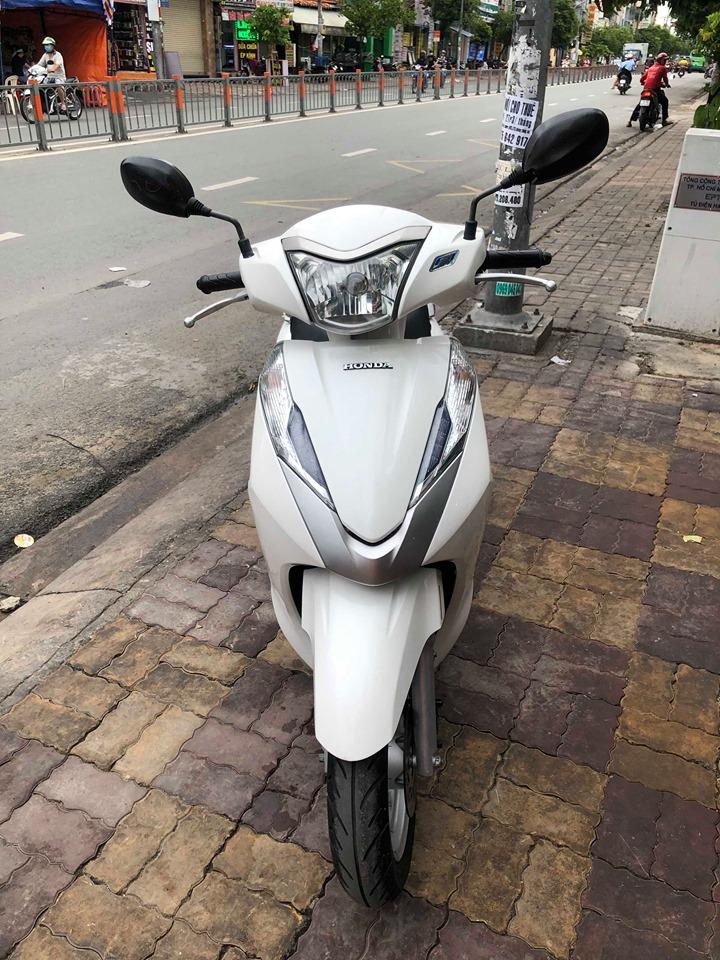Honda Lead Fi 125cc 2013 màu trắng bstp 482.52
