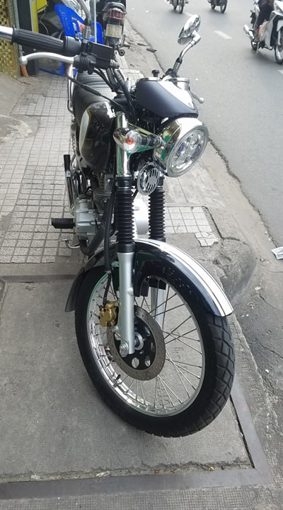 Sym Husky 125cc 2018 thế hệ mới chuan odo 8000km giá bán 24tr8