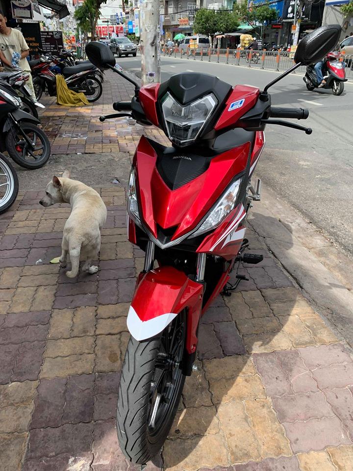 Honda Winner 150cc 2019 đỏ đen giá bán 36tr7