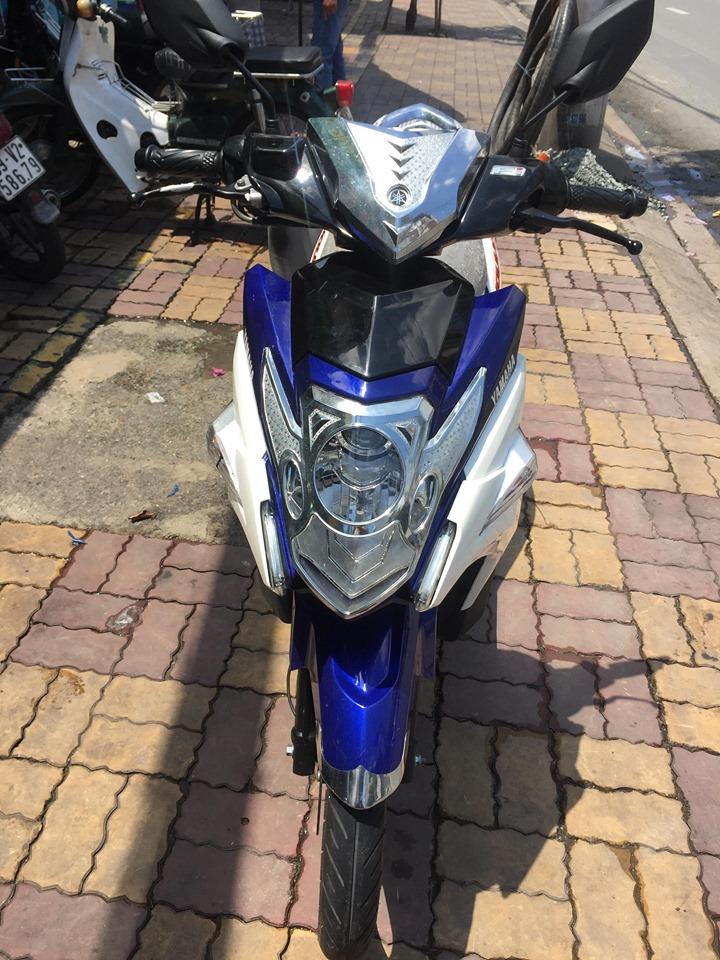 Yamaha Nouvo 6 Fi 125cc 2016  xe bstp 831.68 giá bán 20tr5
