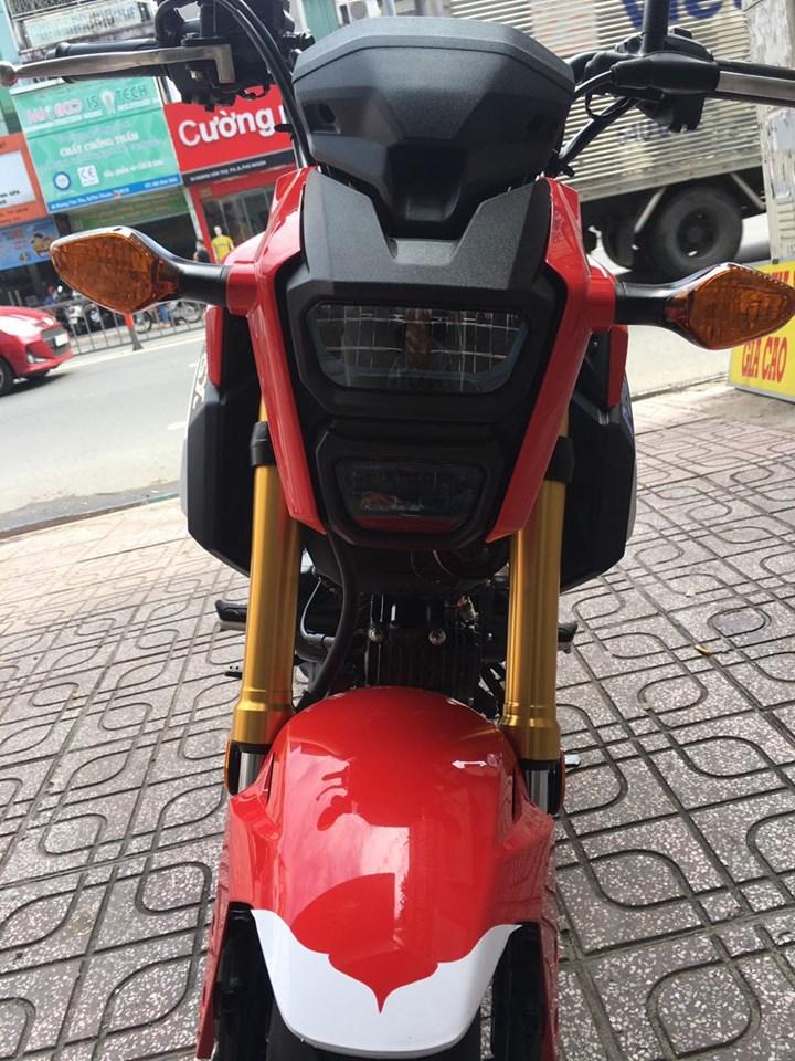 Honda MSX 125cc Fi 2019 xe như mới odo đúng đồng hồ giá bán 45tr9