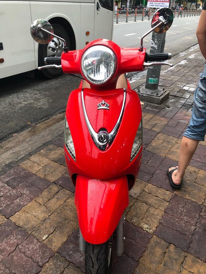 Sym Attila Elizabeth Fi 2012 màu đỏ bstp 563.93