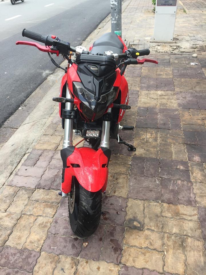 Benelli TNT 125cc 2017 xe tây côn mini thể thao bstp giá bán 24tr8