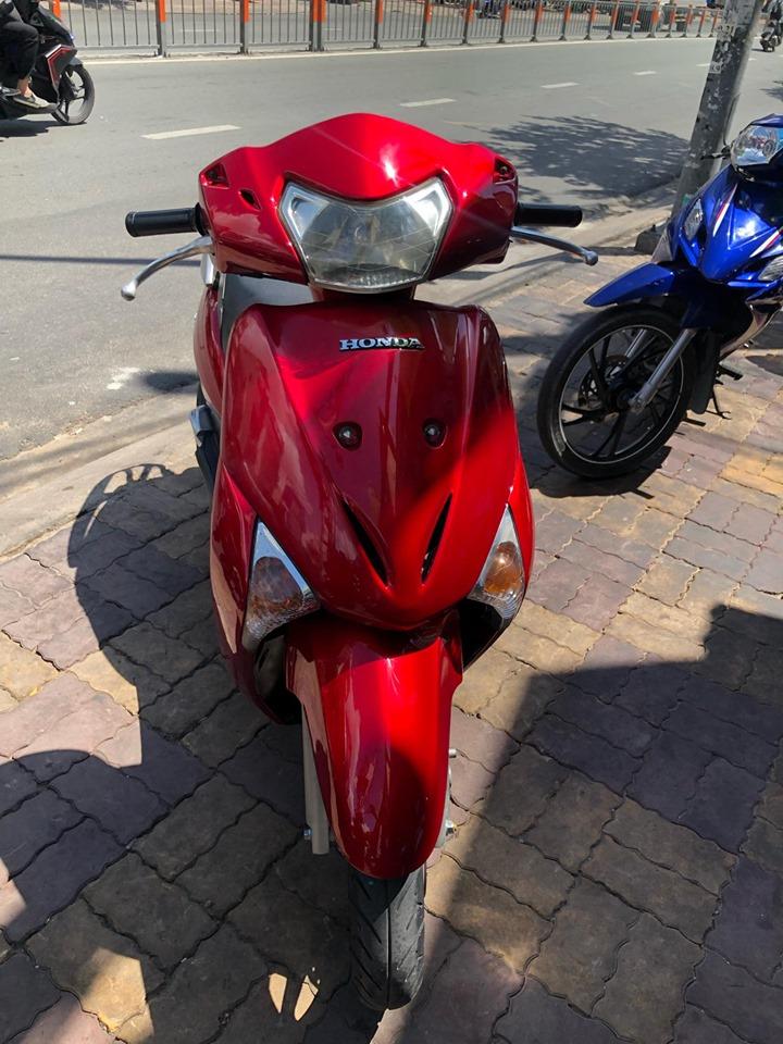Honda SCR 110cc 2007 giá bán 9tr8 xe đẹp bstp 5510