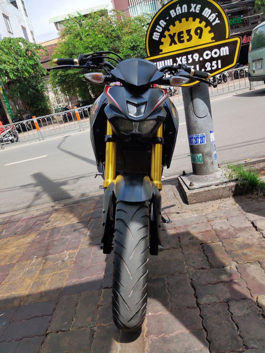Yamaha TFX 150cc indonesia , côn tay sport 2017 bs 68 bán 44tr8
