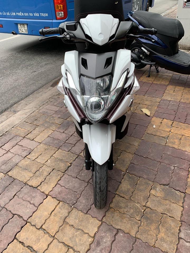 Yamaha Nouvo 5 Fi 125cc 2012 xe bstp 452.14 giá bán 15tr8