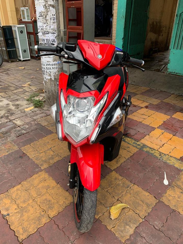 Yamaha Nouvo 6 Fi 125cc 2016 bstp 9 chủ 915.02 giá bán 21tr8