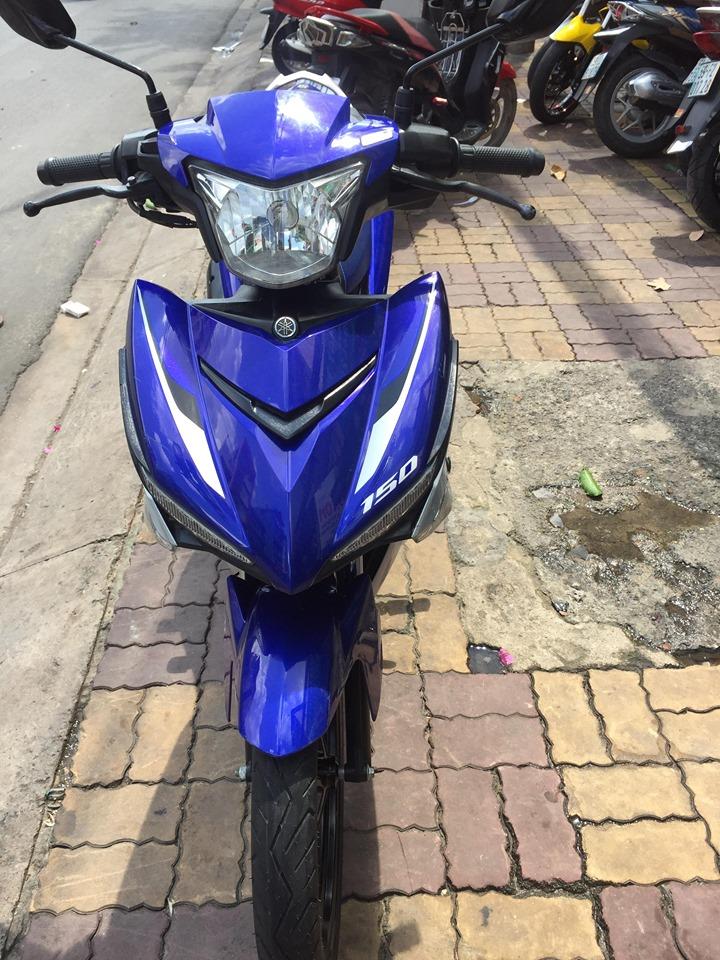 Yamaha Exciter 150cc 2016 xanh GP bstp giá bán sinh viên 28tr9