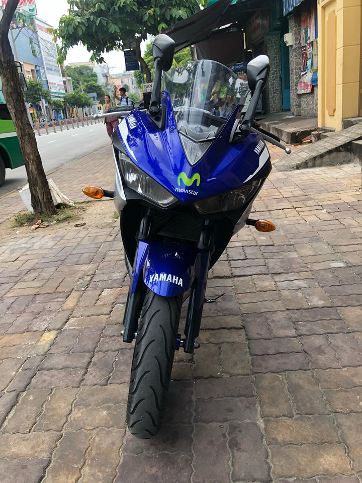 Yamaha YZF R3 2016 300cc bstp 9 chủ 081.99 giá bán 95tr