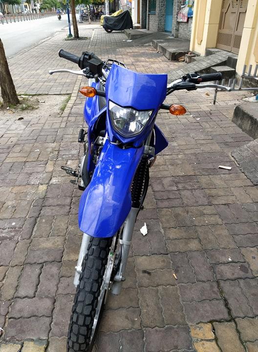 Yamaha XTZ 125cc 2016 xe cào cào đông cơ 4 thì bs 76 giá 33tr8