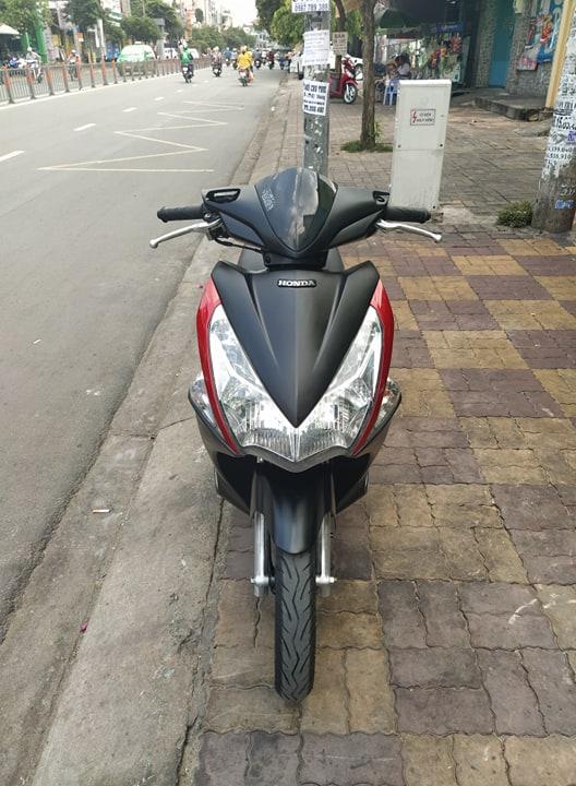 Honda Airblade 110cc , ab đầu bò 2011 , giá bán 19tr3 bstp 121.85
