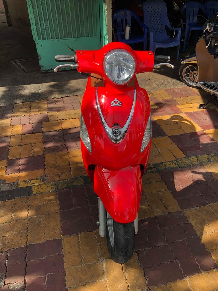 Sym Attila Elizabeth Fi 2012 màu đỏ bstp 510.74