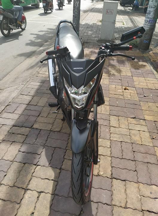 Honda Sonic 150cc 12/2018 màu đen bstp 9 chủ giá bán 52tr