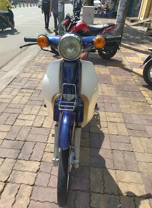 Bán Cup 50cc 2015 xe bs tỉnh 67 giá bán 7tr9