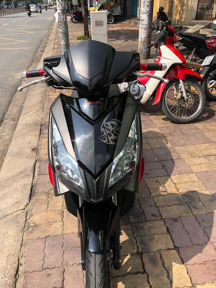 Honda Airblade Fi 110cc 2009 lên thái 2 đèn 9 chủ 140.20 giá bán 22tr8