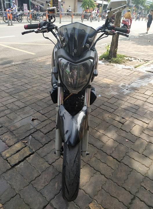 Yamaha Fz S 150cc 2011 xe bstp 9 chủ ủy quyền giá bán 24tr8