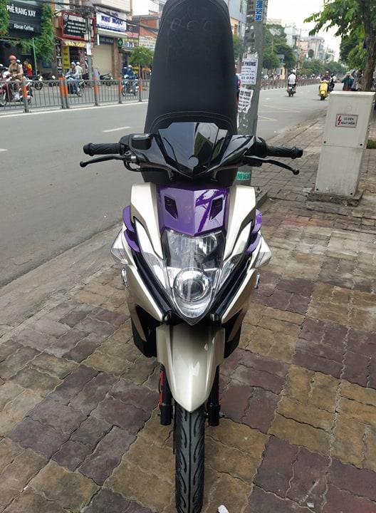 Yamaha Nouvo 5 Fi 125cc 2013 bstp 9 chủ 463.73 giá bán 15tr8