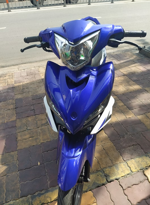 Yamaha Exciter 135cc 2012 xanh GP bstp 380.06 giá bán 20tr8