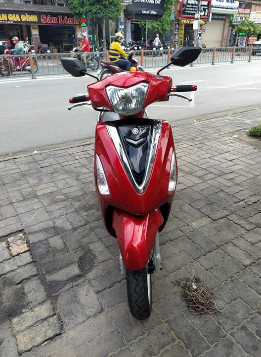 Yamaha Acruzo Fi 2016 bs 62 xe máy ngon bs 575.33 giá bán 16tr5