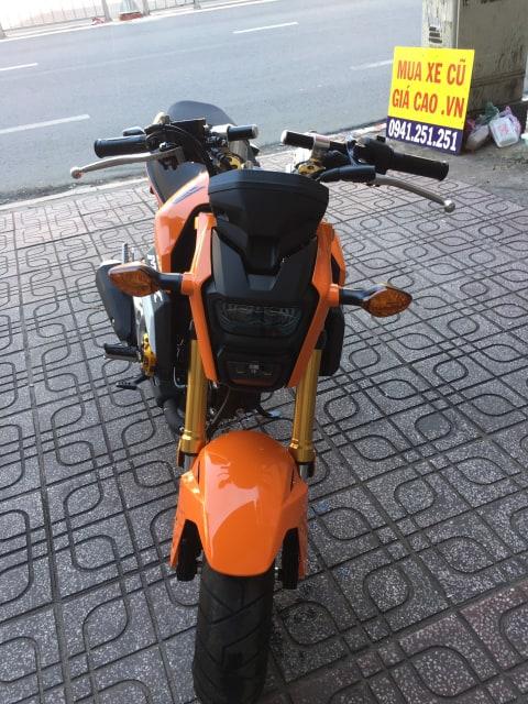 Honda MSX  125cc 6/2019 bstp odo 115km giá bán 47r8