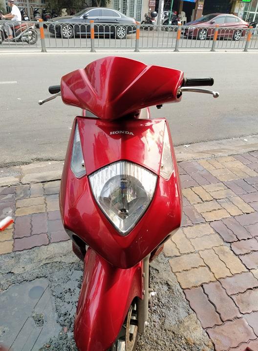 Honda Dylan 150cc 2003 tay ga lớn 150 bstp 186.84 giá bán 17tr5